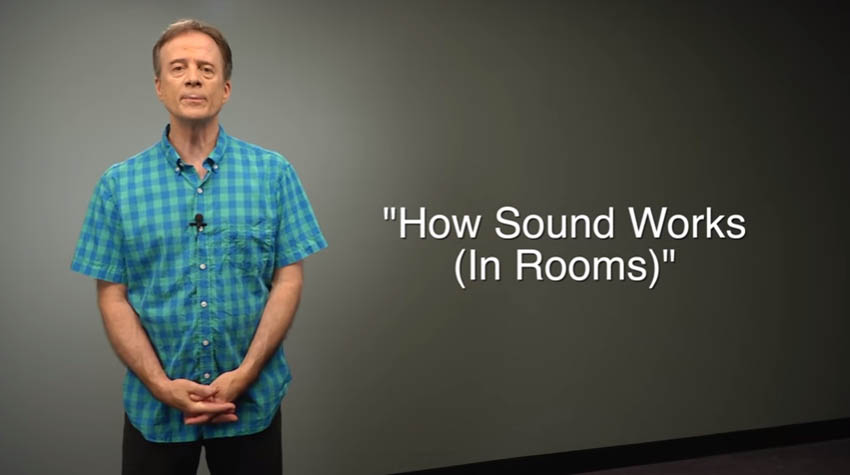 How Sound Works in room