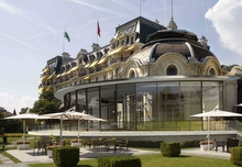 Rotonde Lausanne Palace